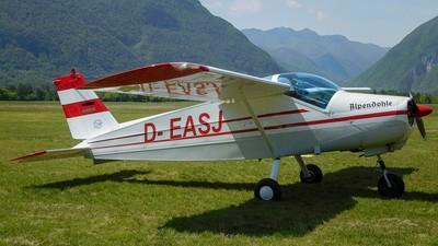 D-EASJ - Bolkow Bo208C Junior - Private