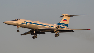 RF-93936 - Tupolev Tu-134UBL - Russia - Air Force