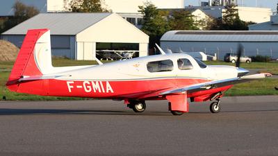 F-GMIA - Mooney M20J - Private