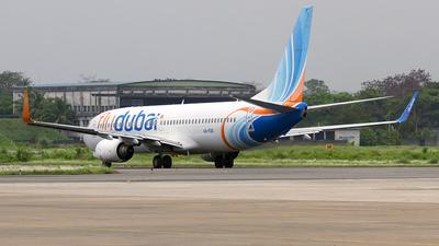 A6-FDE - Boeing 737-8KN - flydubai
