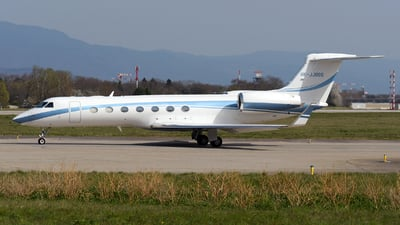 4K-JJ888 - Gulfstream G550 - Silkway Business Aviation