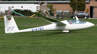 D-KTBY - Schempp-Hirth Ventus 2cxT - Private