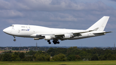 VQ-BWT - Boeing 747-412(BCF) - JetOneX (Longtail Aviation)
