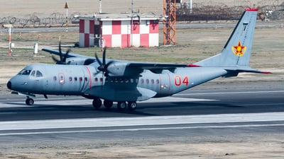 04 - CASA C-295 - Kazakhstan - Air Force