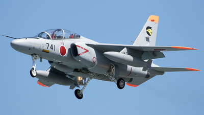 56-5741 - Kawasaki T-4 - Japan - Air Self Defence Force (JASDF)
