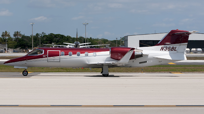 N36BL - Bombardier Learjet 31A - Private