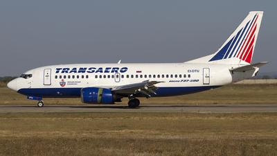 EI-DTU - Boeing 737-5Y0 - Transaero Airlines