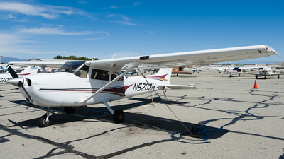A picture of N520ZH - Cessna 172S Skyhawk SP - [172S9733] - © SpotterPowwwiii