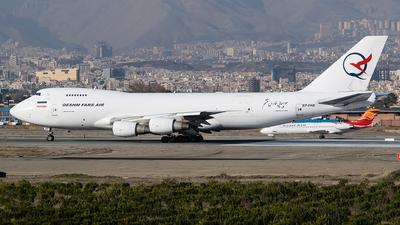 EP-FAB - Boeing 747-281F(SCD) - Qeshm Fars Air
