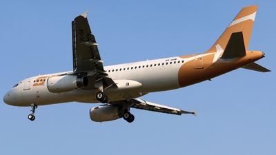 PK-SAW - Airbus A320-232 - Super Air Jet