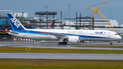 JA896A - Boeing 787-9 Dreamliner - All Nippon Airways (ANA)
