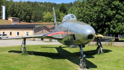 51-17055 - Republic RF-84F Thunderflash - Norway - Air Force