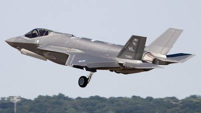 17-5262 - Lockheed Martin F-35A Lightning II - United States - US Air Force (USAF)