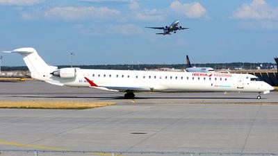 EC-MVC - Bombardier CRJ-1000 - Iberia Regional (Air Nostrum)