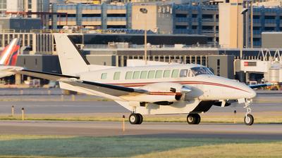 A picture of N223CA - Beech C99 Airliner - Bemidji Airlines - © Corey G Brickner