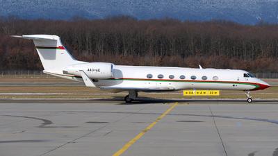 A4O-AE - Gulfstream G-V(SP) - Oman - Royal Flight
