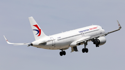 B-9970 - Airbus A320-214 - China Eastern Airlines