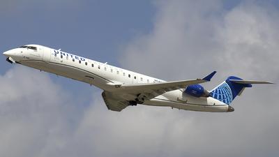 N546GJ - Bombardier CRJ-550 - United Express (GoJet Airlines)