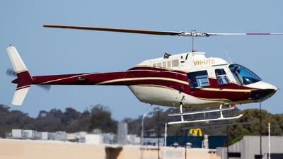 VH-UTB - Agusta-Bell AB-206B JetRanger II - Private