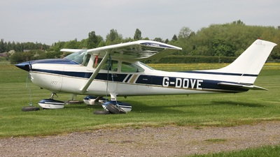 G-DOVE - Cessna 182Q Skylane II - Private