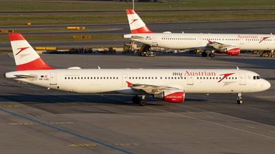 A picture of OELBC - Airbus A321111 - Austrian Airlines - © Felix Sourek