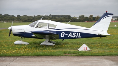 G-ASIL - Piper PA-28-180 Cherokee B - Private