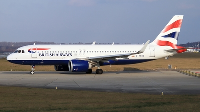 A picture of GTTNC - Airbus A320251N - British Airways - © AirBusAl
