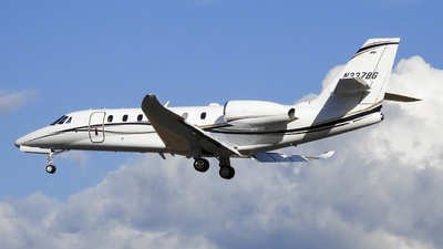 N237BG - Cessna 680 Citation Sovereign Plus - Private