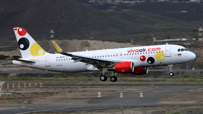 HK-5275-X - Airbus A320-214 - Viva Air Colombia