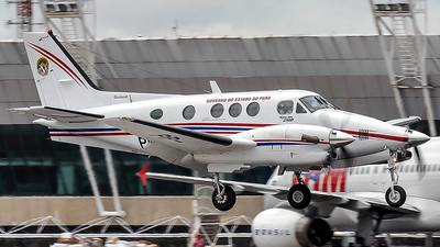 PP-ETR - Beechcraft C90A King Air - Brazil - Government of Para State