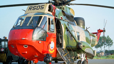RS-05 - Westland Sea King Mk.48 - Belgium - Air Force