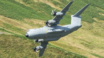 ZM407 - Airbus A400M Atlas C.1 - United Kingdom - Royal Air Force (RAF)