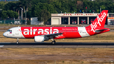 A picture of RPC8976 - Airbus A320216 - AirAsia - © ChaleLu
