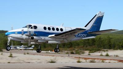C-FDOV - Beechcraft 100 King Air - Exact Air
