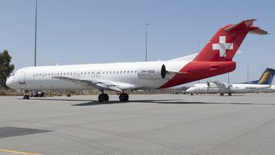 VH-VKO - Fokker 100 - Alliance Airlines