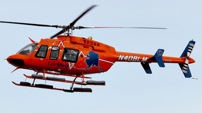 N408LM - Bell 407GX - LifeMed Alaska