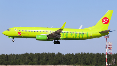 A picture of VQBRP - Boeing 7378LP - S7 Airlines - © Vitaly Revyakin