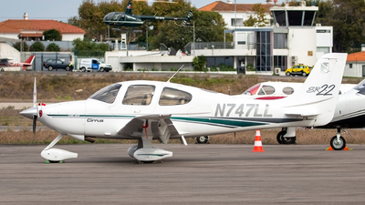 N747LL - Cirrus SR22 - Private