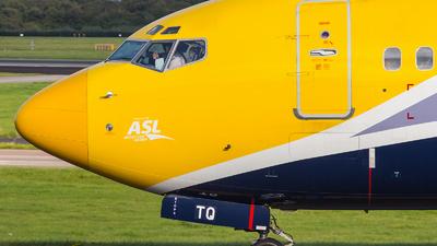 F-GZTQ - Boeing 737-73S - ASL Airlines