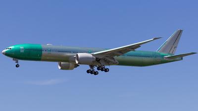 N2142U - Boeing 777-300ER - United Airlines