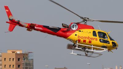 EC-NNO - Aérospatiale AS 350 Ecureuil - Generalitat de Catalunya