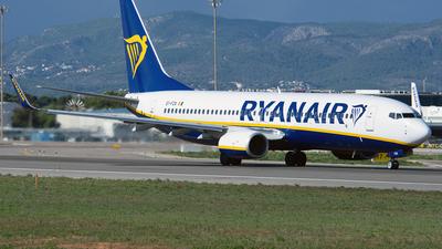 EI-FZA - Boeing 737-8AS - Ryanair