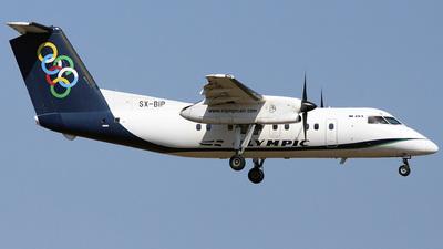 SX-BIP - Bombardier Dash 8-102A - Olympic Air