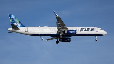 N973JT - Airbus A321-231 - jetBlue Airways