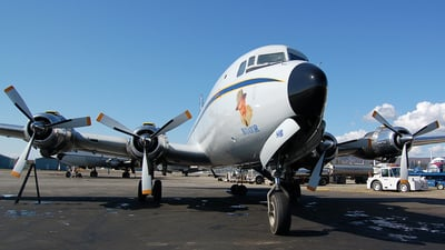 N7780B - Douglas DC-6A Liftmaster - Everts Air Fuel