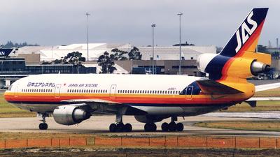 JA8551 - McDonnell Douglas DC-10-30 - Japan Air System (JAS)