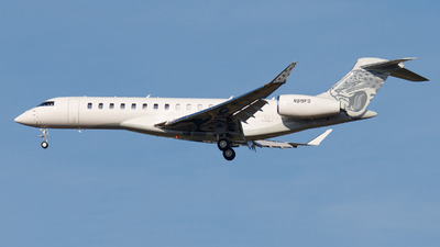 N919FG - Bombardier BD-700-2A12 Global 7500  - Private