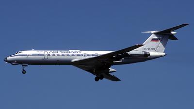 RA-65770 - Tupolev Tu-134A-3 - Aeroflot