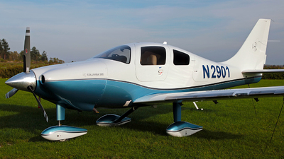 N2901 - Columbia 350 - Private
