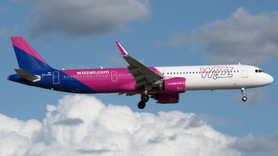 HA-LVM - Airbus A321-271NX - Wizz Air